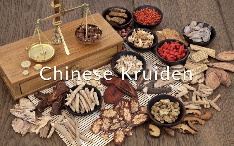Chinese Kruiden fybromyalgie