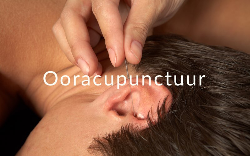oor acupunctuur fybromyalgie